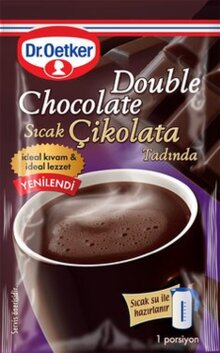 Double Hot Chocolate Flavored