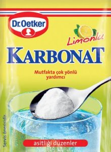 Baking Soda with Lemon Flavor