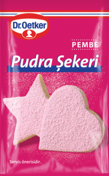 Pink Powder Sugar