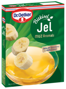 Herbal Gel with Banana Flavor