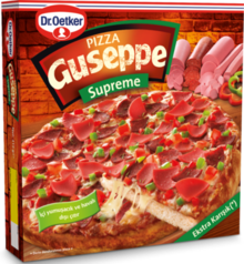 Guseppe Pizza - Supreme